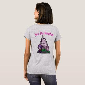 O T gráfico das mulheres do jogo de LordRai Camiseta