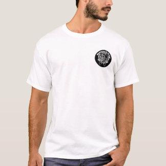 O t-shirt básico dos homens camiseta