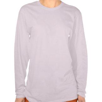 """O t-shirt da mulher do """"AMOR"""" de great dane"""