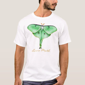O t-shirt da traça de Luna Camiseta