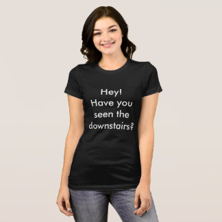 O t-shirt das mulheres - Hey! poemas líricos Camiseta