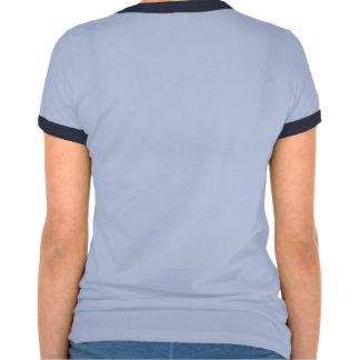"""O t-shirt das senhoras com frase """" uma senhora pod"""