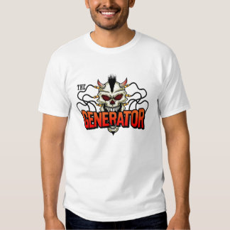 O t-shirt do gerador