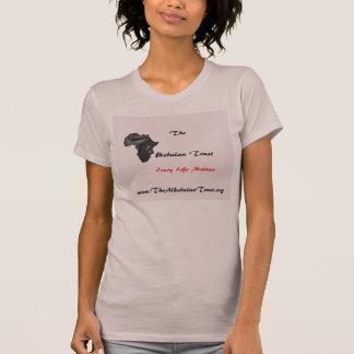 O t-shirt do malva da confiança de Alkebulan