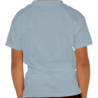 O t-shirt do miúdo da conexão do talento da