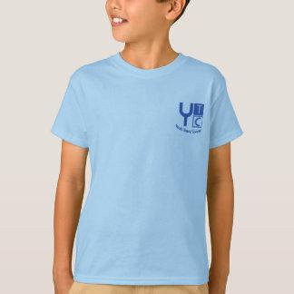 O t-shirt do miúdo da conexão do talento da camiseta