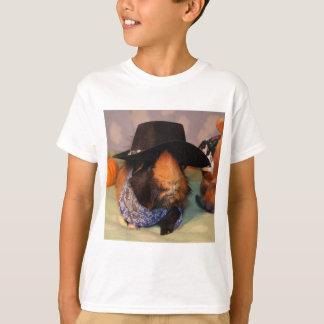 O t-shirt do miúdo de Carl do vaqueiro