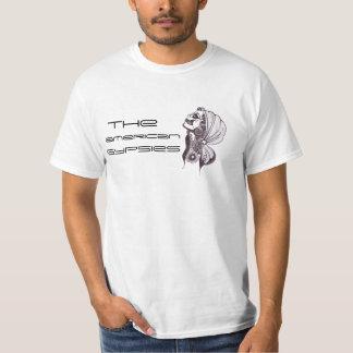 O t-shirt dos homens americanos dos ciganos