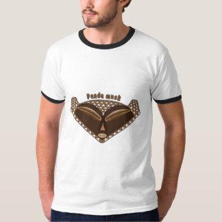 O t-shirt dos homens autênticos da máscara de