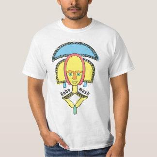 O t-shirt dos homens da máscara de Kota do