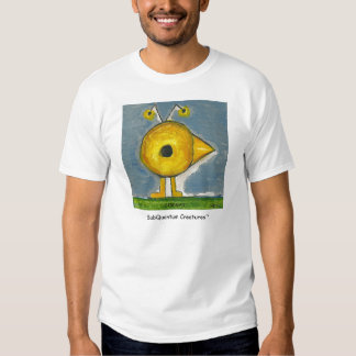 O t-shirt dos homens de Birdman