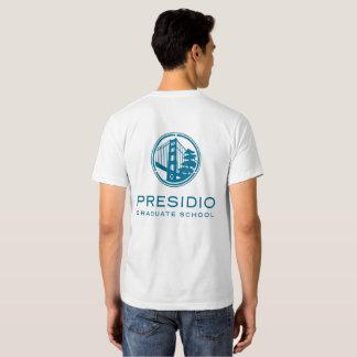 O t-shirt dos homens de PGS