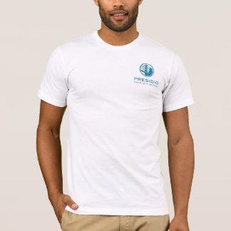 O t-shirt dos homens de PGS Camiseta