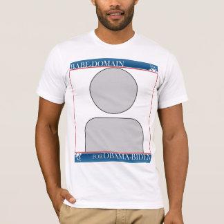 O t-shirt dos homens do domínio do borracho