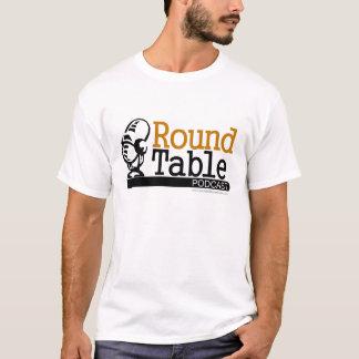 O t-shirt dos homens do Podcast da mesa redonda Camiseta