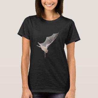 O t-shirt feliz do design da foto do bastão camiseta