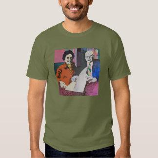 O t-shirt magnífico da obscuridade da descoberta
