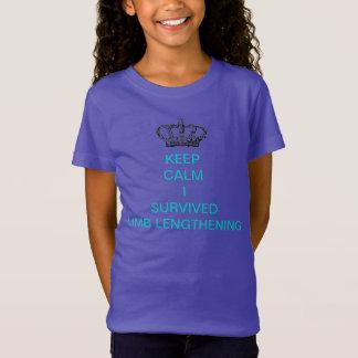 O t-shirt MANTEM a CALMA Camiseta
