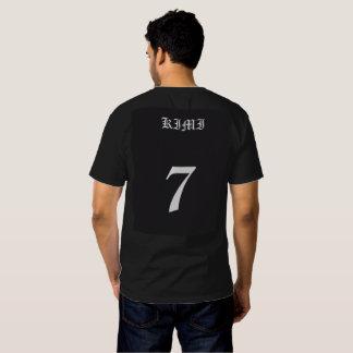 O t-shrirt do Iceman (Kimi Raikkonen) Camisetas