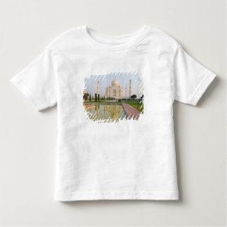 O Taj calmo quieto Mahal no nascer do sol um de T-shirts