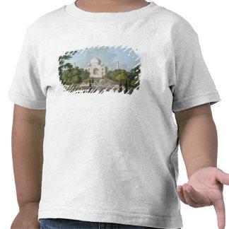 O Taj Mahal, Agra, do jardim Tshirt
