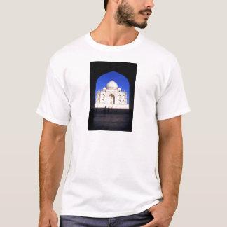 O Taj Mahal em Agra India Camiseta