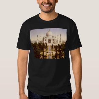 O Taj Mahal em Agra India Camisetas