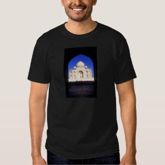 O Taj Mahal em Agra India Tshirt