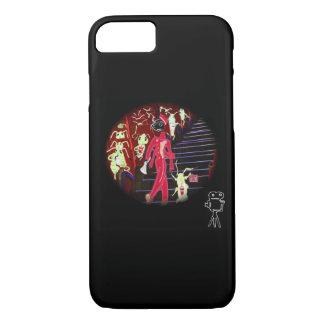 O teatro de filme Usher Capa iPhone 7