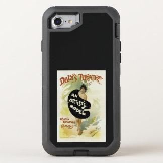 O teatro do Daly Capa Para iPhone 7 OtterBox Defender