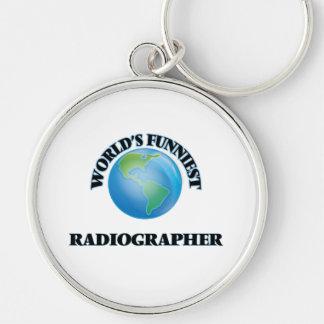 O técnico de radiologia o mais engraçado do mundo chaveiro