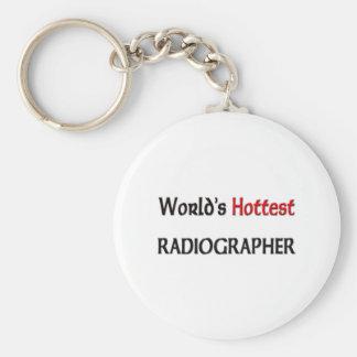 O técnico de radiologia o mais quente dos mundos chaveiros