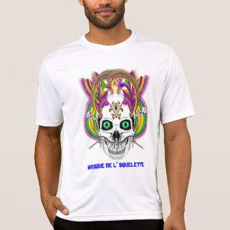 O tema do partido do carnaval do carnaval vê por t-shirts