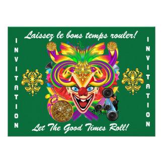 O tema do partido do carnaval vê por favor notas convites