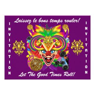 O tema do partido do carnaval vê por favor notas convite