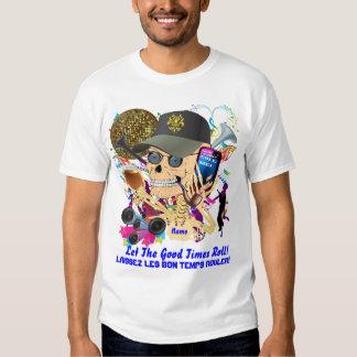 O tema do partido do carnaval vê por favor notas tshirts