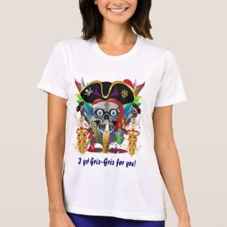 O tema ou o evento do partido do pirata   vêem por t-shirt