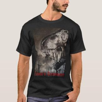 O terminal da natureza camiseta