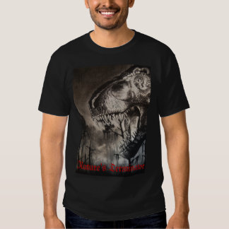 O terminal da natureza camisetas