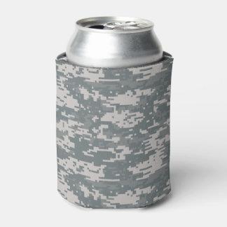 O teste padrão da camuflagem de Digitas pode Porta-lata