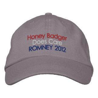 O texugo de mel importa-se: Romney 2012 Bones