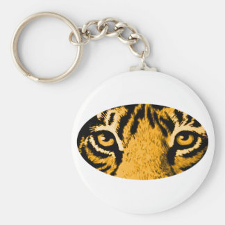 O tigre do ouro Eyes o jGibney os presentes de Chaveiro