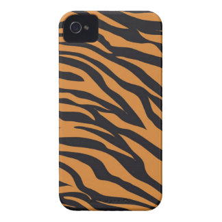 O tigre Funky listra presentes dos padrões do Capa Para iPhone