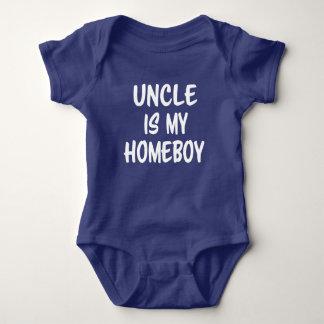 O tio é minha camisa engraçada do sobrinho do