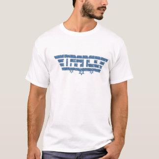 O Trance voa o azul Camiseta