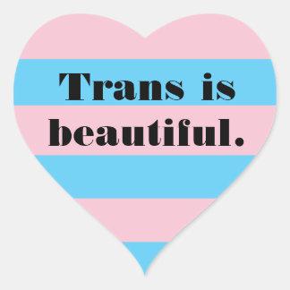 O transporte é etiqueta bonita do coração