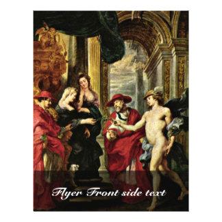 """O Tratado de Angoã Leme """"por Rubens Peter Paul Panfletos Personalizado"""