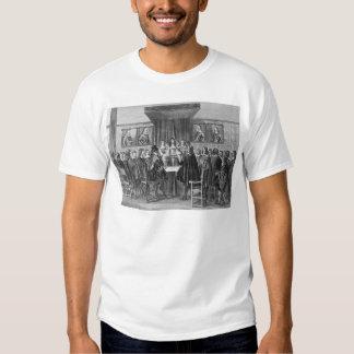 O Tratado de Breda, o 31 de julho de 1667 T-shirts