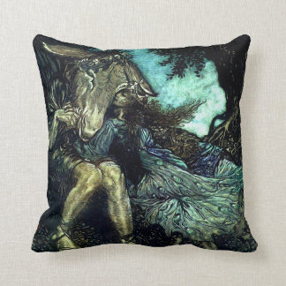 O travesseiro ideal de noite de plenos Verões Almofada