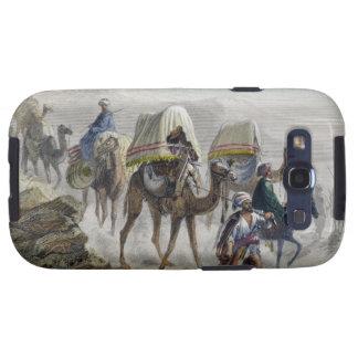 O trem do camelo, 'de Constantinople e do Blac Capas Personalizadas Samsung Galaxy S3
